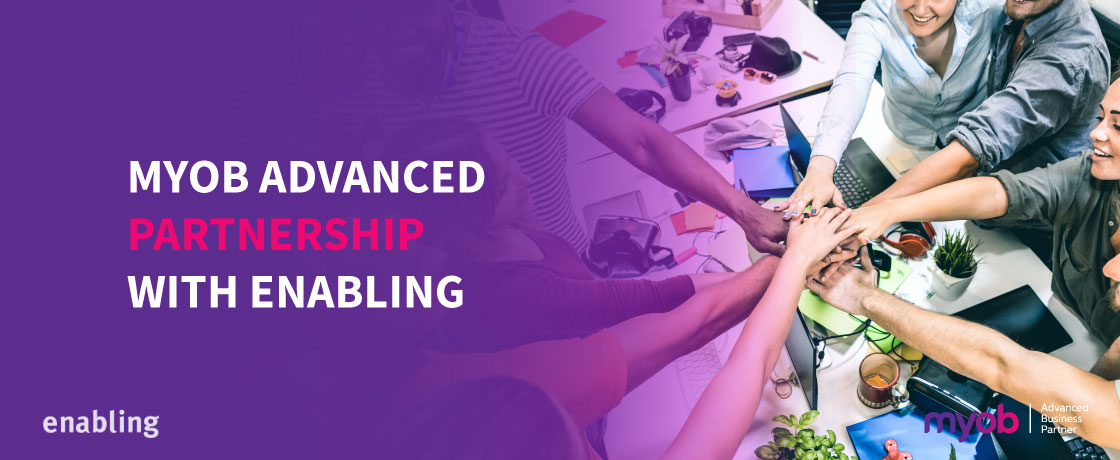 Enabling : MYOB Advanced Partner