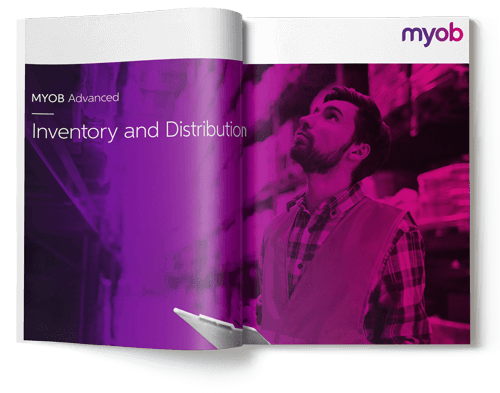 MYOB Advanced Inventory And Distribution