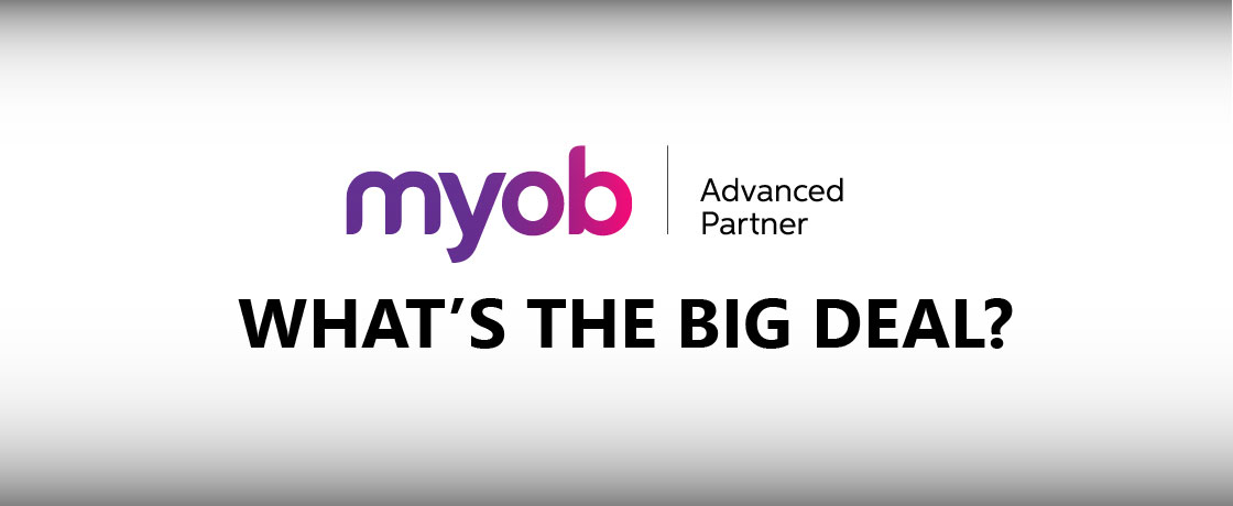 MYOB Advanced – What's the big deal?
